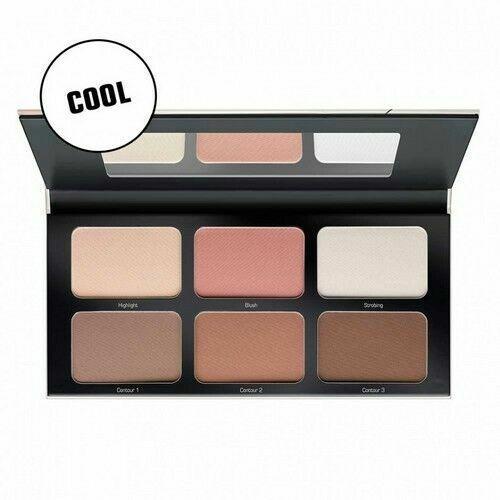 ARTDECO Palette de poudres Contouring + Strobing + Blush  N°1 COOL