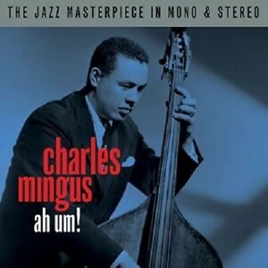 Charles-Mingus-Ah-Um-2-CD-NEW-SEALED-2017-Mono-amp-Stereo-Jazz
