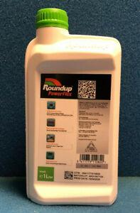 Roundup PowerFlex 1l Unrautvernichter 480 g das Orginal Glyphosat