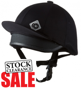 Charles-Owen-60cm-Young-Rider-Jockey-Skull-Cap-Size-3-1-2-CLEARANCE-SALE