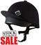 Charles-Owen-60cm-Young-Rider-Jockey-Skull-Cap-Size-3-1-2-CLEARANCE-SALE miniatuur 1