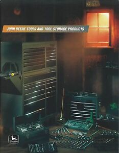 Equipment Brochure - John Deere - Tools - Storage Box Cart ...
