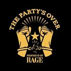 The Party's Over [PA] by Prophets of Rage (Supergroup) (CD, Aug-2016, Prophets of Rage)