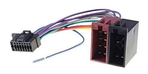 ISO autoradio adaptador Sony mex-n6000bd mex-n6001bd//4//Berlín