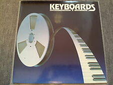 Keyboards: Homerecording & Computer LP New Wave/ Synthpop