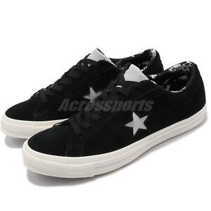 d3ba56d50773 Image is loading Converse-One-Star-Tropical-Feet-Black-White-Mens-