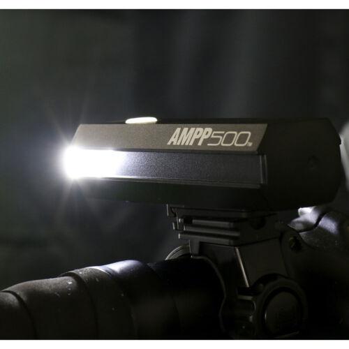 CatEye Bicycle Headlight AMPP 500 HL-EL085RC
