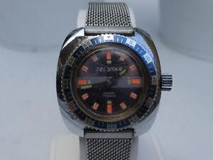 Watch-Horloge-Telstar-vintage-lady-039-s-watch