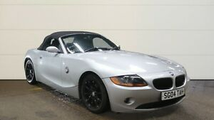 2004 BMW Z4 2.2i Roadster Convertible