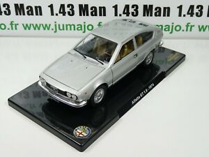 Voiture-1-24-LEO-MODELS-HACHETTE-Alfa-Romeo-Alfetta-GT-1-8-1974