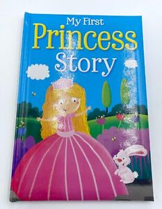 Cuento-Libro-ninos-mi-primer-cuento-de-princesas-idioma-ingles-nuevo-sin-uso