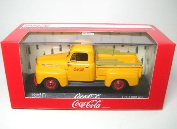 Ford Ford Ford f1 coca cola 1949 0a0c18