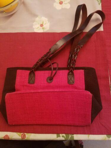 Vietnam 12 Fabric Vietnam rojo de tela Embrague Red Handclutch Patchwork 12 de remiendo FApW4x