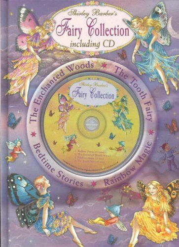 Fairies Collection - Book and CD (Book & CD) (Bo... by Shirley Barber 1865035726