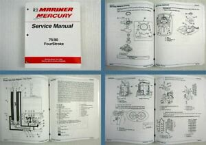 Mariner-Mercury-75-90-Four-Stroke-service-manual-Model-Year-2000