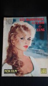 Rivista-Brigitte-Bardot-il-Mio-Film-N-636-Special-1958