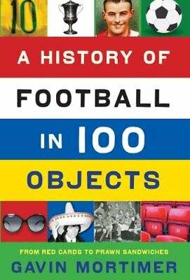 (good)-a History Of Football In 100 Objects (hardcover)-mortimer, Gavin-17812506