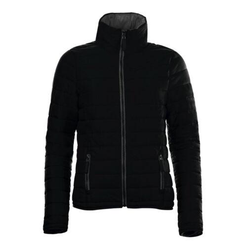 PC2155 SOLS Womens//Ladies Ride Padded Water Repellent Jacket S M L XL XXL