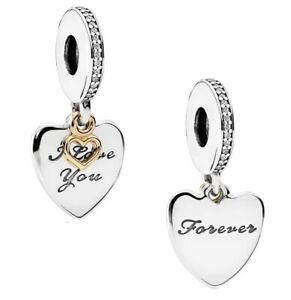 70 Off Genuine Pandora I Love You Forever Pendant Charm