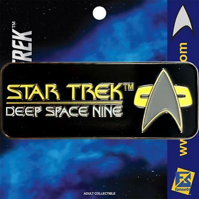TV SERIES FS0135 BRAND NEW KHAN STAR TREK LAPEL//HAT PIN