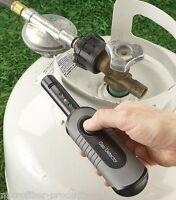 Portable Gas Leak Detector Propane Butane Methane Natural Gas Safe Alarm Sensor