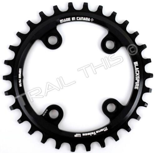 Blackspire 30T x 76mm Chainring 1 x 9//10//11-Speed fits SRAM XX1 Narrow Wide Ring