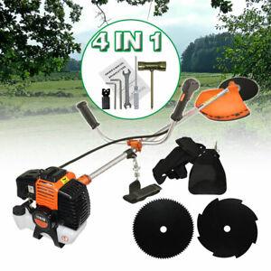 52cc-Multi-Blade-Powerful-Gas-Grass-Trimmer-Gasoline-String-Trimmer-Brush-Cutter