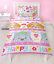 REDUCED-Disney-Character-Girls-Kids-Bedding-Single-Double-Duvet-Cover-Bed-Set thumbnail 24