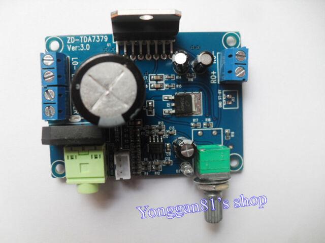 TDA7379 38W + 38W Audio Power Amplifier Board NE5532 AMP 38W *2