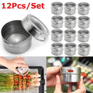 12pcs-Distributeur-Boites-de-Poivre-Epices-Saliere-Poivriere-Cuisine-Rangement