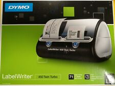 Dymo 450 Twin Turbo Label Writer Dual Roll Label And Postage Printer