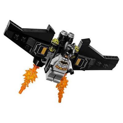 Rebirth Batsuit LEGO DC Super Heroes BATMAN WITH WINGS Minifigure Split f...