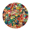 thumbnail 62 - 1000-Rhinestones-Crystal-Flat-Back-Resin-Nail-Art-Face-Gems-Crafts-Festival