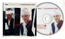 Cd PROMO MIGUEL BOSE' El hijo del Capitan Trueno 2001 cds singolo single Bosè
