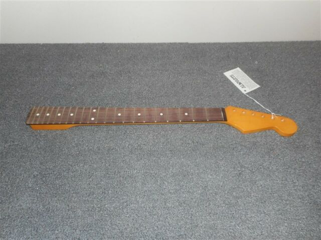 Fender Stratocaster Neck >> Fender Stratocaster Neck Tinted Finish Allparts Srf For Sale Online