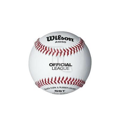 Weitere Ballsportarten Sport Clever Wilson Official League Baseball Wta1030b Neu Taille Und Sehnen StäRken