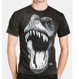 7b086cc0a Glow in the Dark T-Rex T-Shirt/Tyrannosaurus Rex Roar,teeth,jurassic ...
