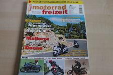 152467) Honda DN-01 - Moto Guzzi Stelvio - Motorrad Freizeit 03/2008