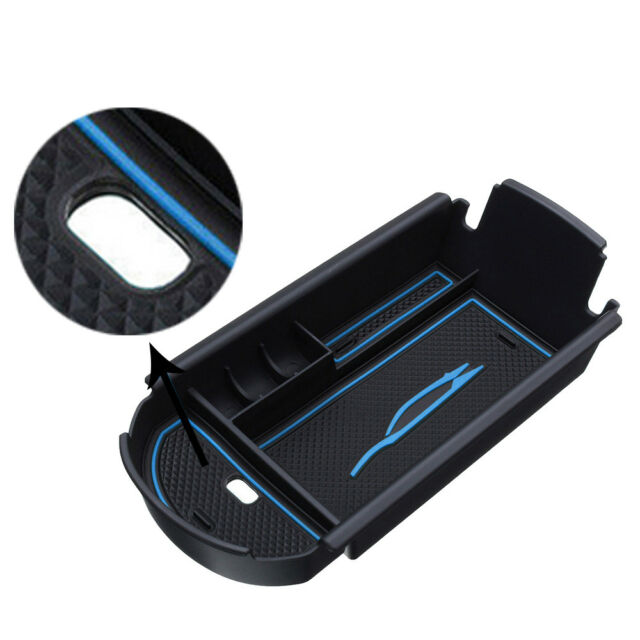 Car Center Console Organizer Armrest Storage Tray Fit for Toyota C-HR 2016 -2017