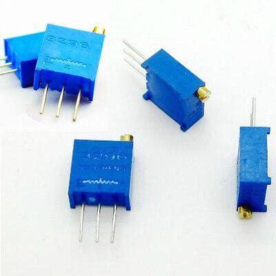 10PCS 10K ohm 3296W Trim Pot Trimmer Potentiometer Variable Resistors 3296W-103
