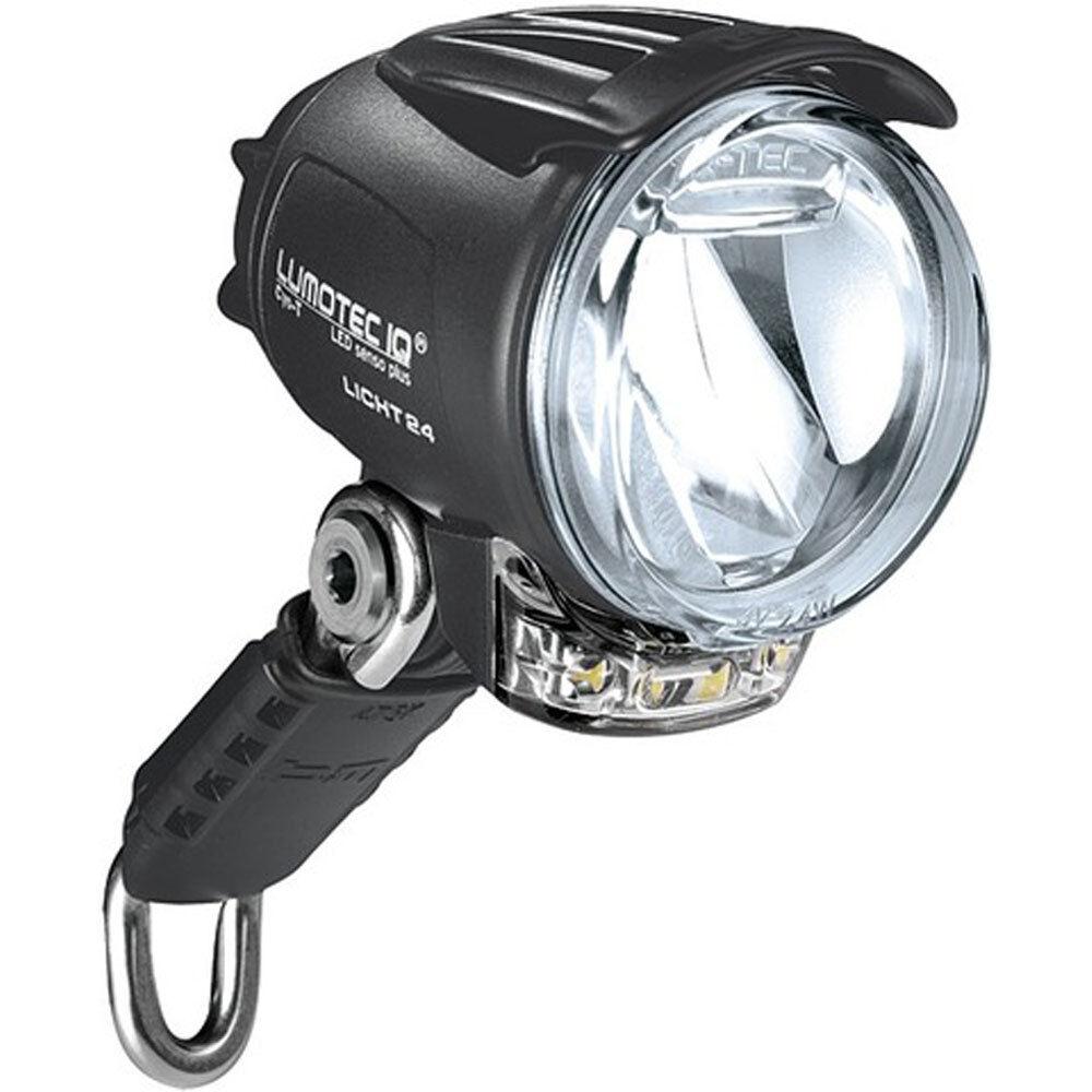 Busch & Müller LED-Scheinwerfer Lumotec IQ Cyo T 60 LUX IQ CYO T SENSO PLUS 175Q