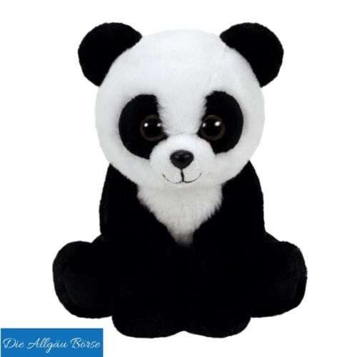 Ty 41204 Panda Baboo Beanie Boos 15cm Kuscheltier Plüsch Bär Glubschis Neu
