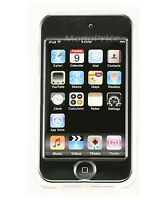 Ipod I Pod Touch 2 3 2nd 3rd Gen Thin Crystal Clear Hard Case Cover Protector