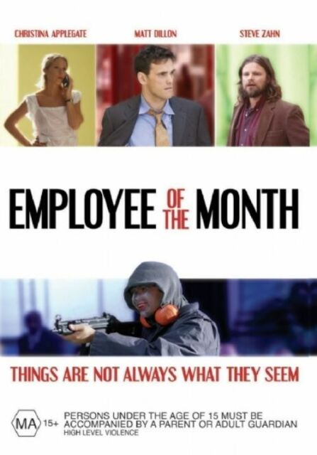 Employee Of The Month (DVD, 2007)
