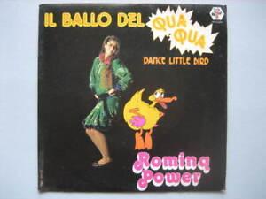 Romina Power Il Ballo Del Qua Qua 45 Orig Sigla Tv Ebay