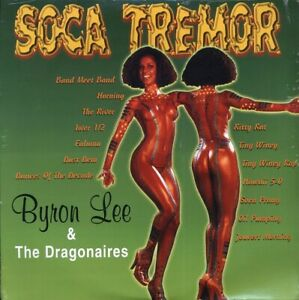 SEALED-NEW-LP-Byron-Lee-amp-The-Dragonaires-Soca-Tremor