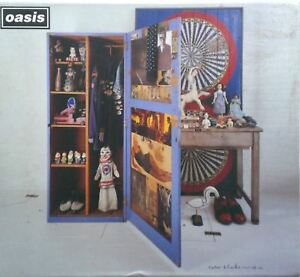 OASIS-stop-the-clocks-2X-CD-compilation-amp-DVD-video-box-set-digipak-brit-pop