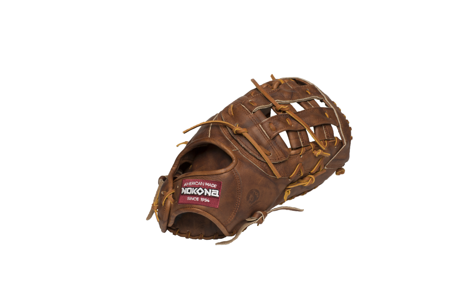 Brand New Nokona Walnut Baseball H Web W-N70H/L 13