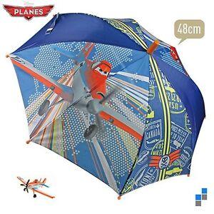 Disney-Planes-Regenschirm-Kinder-Schirm-Automatik-NEU