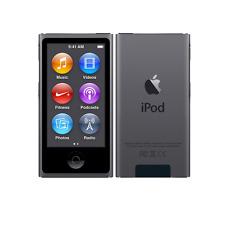 NEW! Apple iPod nano 8th Generation Space Gray (16 GB) MKN52LL/A ~ Warranty